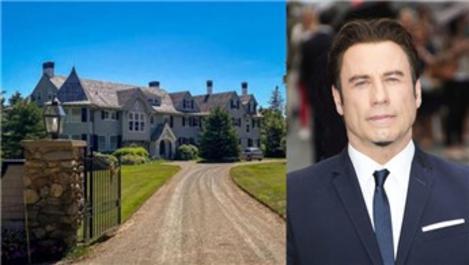 John Travolta, 5 milyon dolara malikanesini satıyor!