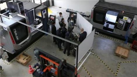 Gaziantep 'Model Fabrika' üretimde öncü olacak!