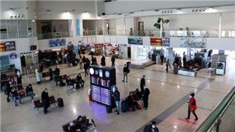 Havalimanlarında kiraların ötelenmesi esnafa can suyu oldu