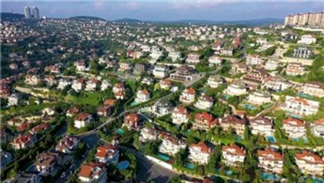 Beykoz Acarkent'teki 26 milyon liralık villa alay konusu oldu!