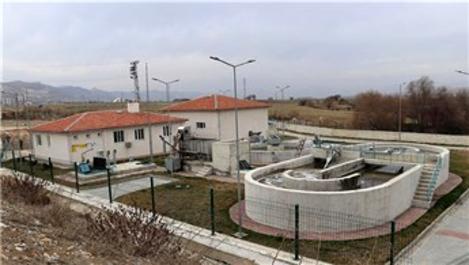 Batman'a 15 milyon TL'lik atık arıtma su tesisi yapıldı