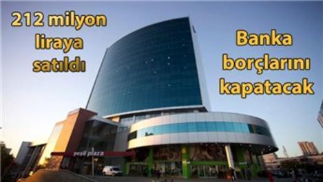 Yeşil GYO, Cevizlibağ'daki Yeşil Plaza binasını sattı!