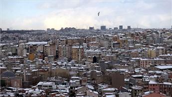 İstanbul'un en yaşlı binaları Beyoğlu ve Fatih'te!