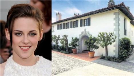 Kristen Stewart, üçüncü evini aldı