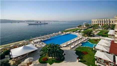 Çırağan Palace Kempinski, dünyanın en iyileri listeside!