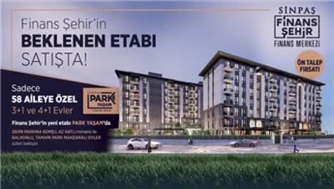Sinpaş Park Yaşam Finans Şehir Satışa Çıktı!