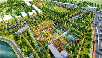 TOKİ Sultanbeyli Mimarsinan Millet Bahçesi geliyor!