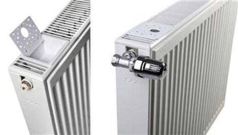 E.C.A. nem hazneli radyatörler ile kuru havaya maruz kalmayın
