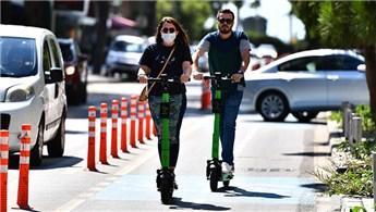 """İBB UKOME'de """"elektrikli scooter"""" yönergesi reddedildi"""