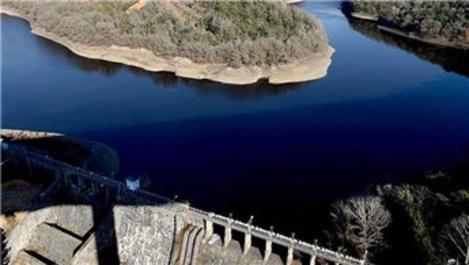 İstanbul'un barajlarında su seviyesi %54,07'ye çıktı