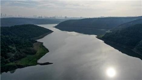 İstanbul'un barajlarında doluluk yüzde 55.10 oldu!