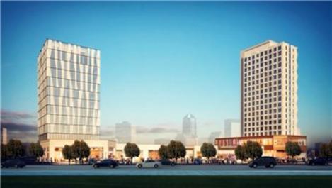 Manisa Prime projesindeki otel kiraya veriliyor!