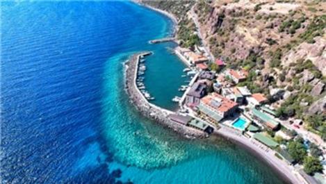Assos'ta turizm tesisleri 500 gün kapatılacak