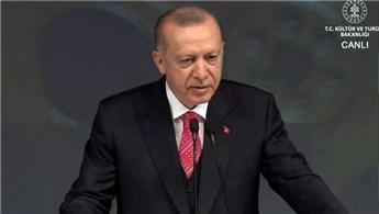 Başkan Erdoğan, AKM ve Galataport için tarih verdi
