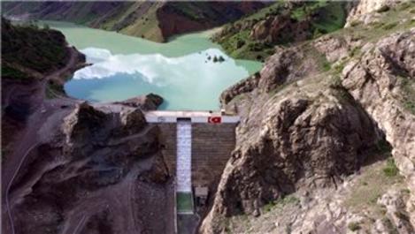 DSİ, Erzurum'a 18 yılda 6 baraj ve 12 gölet kazandırdı