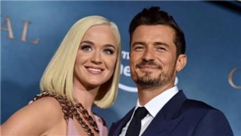Katy Perry ve Orlando Bloom, yeni evlerine yerleşmeye hazır!