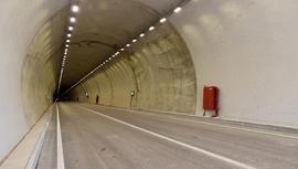 Kızılcahamam-Çerkeş Tüneli hizmete açıldı