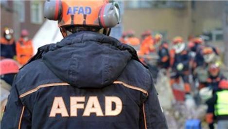 AFAD'dan deprem için 'kendi hazırlıklarınızı yapın' çağrısı