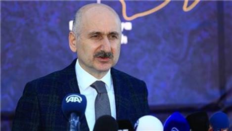 'İstanbul'a iki raylı sistem hattı daha kazandırıyoruz'