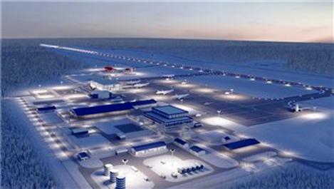 Ant Yapı, Mirny Uçak Terminali'ni inşa edecek