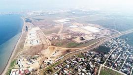 TOGG fabrikasının inşaatı hızla devam ediyor