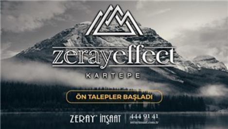 Zeray Effect Kartepe'de ön talep başladı!
