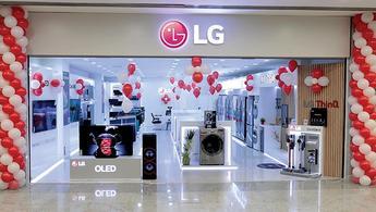LG, Ankara'daki 8. mağazasını Antares AVM'de açtı!