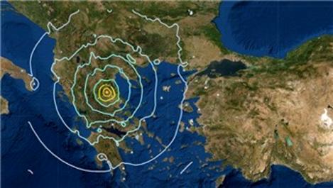 Yunanistan depremi Türkiye'deki fay hatlarını tetikler mi?