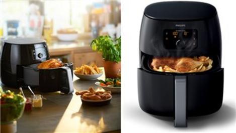 Philips Airfryer XXL ile yağsız ve sağlıklı yemekler!