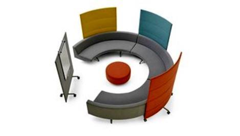 Zivella'nın yeni ofis tasarımları odaklanma için ideal