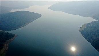 Barajlardaki su miktarı 505 milyon metreküp oldu