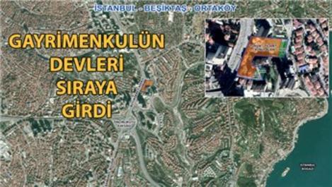 Emlak Konut Beşiktaş Ortaköy ihalesine 12 teklif!