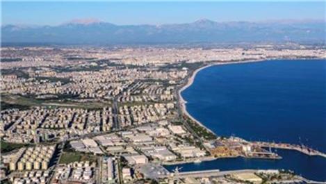 Antalya, koronadan en çok etkilenen şehir oldu
