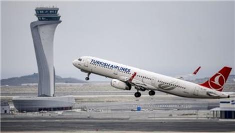 Türkiye havalimanlarında 5,4 milyon yolcu uçtu!