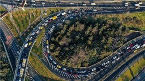 Trafiğe kayıtlı araç sayısında rekor artış!