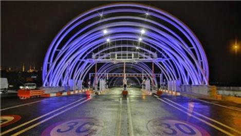 Avrasya Tüneli'ni 4 yılda 4,1 milyon farklı araç kullandı!