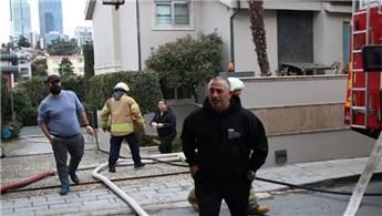 Cem Yılmaz'ın Levent'teki evinde yangın çıktı!