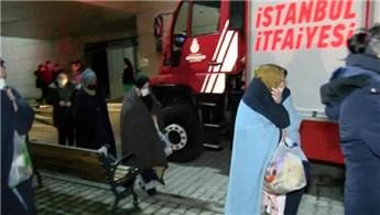 Zeynep Kamil Hastanesi'nde yangın!