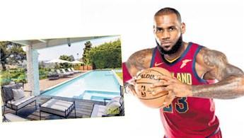 LeBron James evini 20 milyon dolara satışa çıkardı