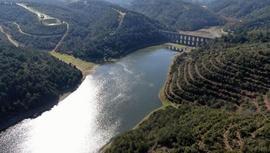 İstanbul'un barajlarında doluluk yüzde 60'ı geçti