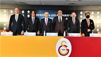 Türk Telekom Arena'nın GES'i için imzalar atıldı