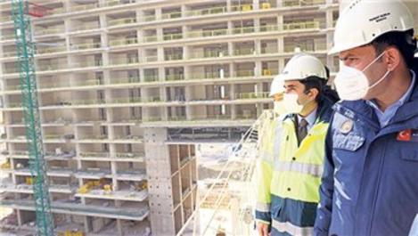 İFM'nin inşaatı yıl sonunda tamamlanacak