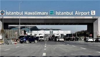 İstanbul Havalimanı otoparkı Mart ayı boyunca %50 indirimli