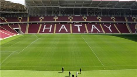 Atakaş Hatayspor, 25 bin kişilik Hatay Stadı'nı kiraladı