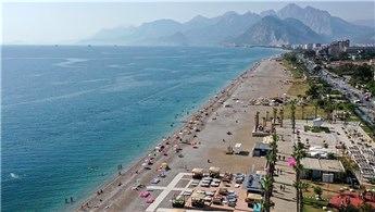 Rusların tatil adresi bu yıl da Antalya olacak