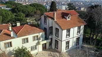 Çamlıca'da 85 milyon TL satılık tarihi köşk!
