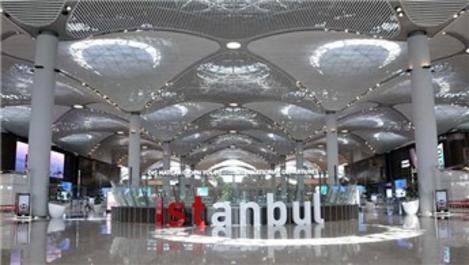 İstanbul Havalimanı'na 'Altın Pusula'dan üç ödül!