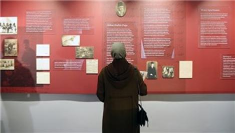 Mehmet Akif Ersoy Hatıra Evi ziyarete açıldı