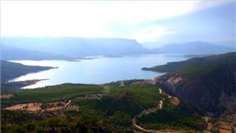 Ermenek Barajı'ndan ekonomiye 3,5 milyar liralık katkı!