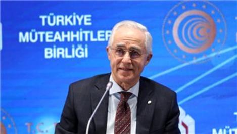 Türkiye Müteahhitler Birliği, reform paketini destekliyor!